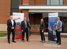worleyparsons opens new office in stockton on tees in the north east